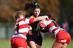 Women's Rugby - WOB v Mot High School