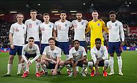 England U21 v Germany U21 - International friendly - 26.03.2019