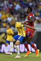 Orlando, FL - Wednesday June 08, 2016:  during a Copa America Centenario Group B match between Brazil (BRA) and Haiti (HAI) at Camping World Stadium.
