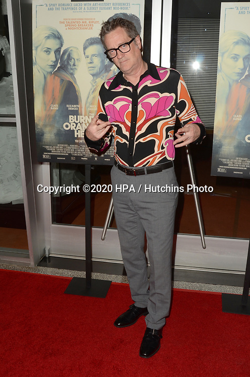 "LOS ANGELES - MAR 2:  Kirk Bovill at the ""The Burnt Orange Heresy"" Special Screening at the Linwood Dunn Theater on March 2, 2020 in Los Angeles, CA"