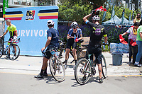 SAN MARCOS, CA - JULY 18 2021: Atmosphere and Action during the 2021 California Belgian Waffle Ride on July 18th, 2021. <br /> CAP/MPI/TF<br /> ©TF/MPI/Capital Pictures