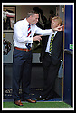 01/10/2006       Copyright Pic: James Stewart.File Name :sct_jspa16_falkirk_v_celtic.FALKIRK MANAGER JOHN HUGHES TALKS TO CELTIC MANAGER GORDON STRACHAN......Payments to :.James Stewart Photo Agency 19 Carronlea Drive, Falkirk. FK2 8DN      Vat Reg No. 607 6932 25.Office     : +44 (0)1324 570906     .Mobile   : +44 (0)7721 416997.Fax         : +44 (0)1324 570906.E-mail  :  jim@jspa.co.uk.If you require further information then contact Jim Stewart on any of the numbers above.........