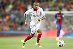 Sevilla FC's Mariano Ferreira during Supercup of Spain 2nd match.August 17,2016. (ALTERPHOTOS/Acero)