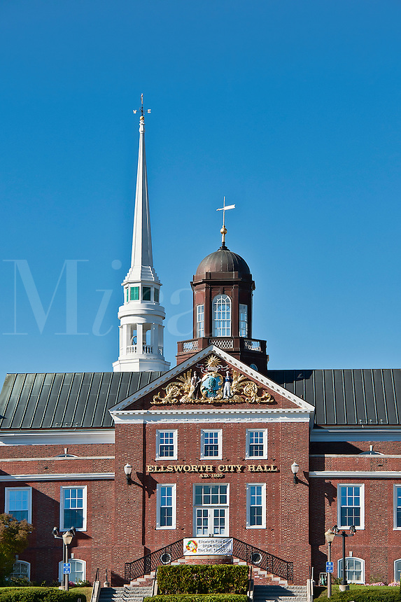 Ellsworth, Maine, ME, USA