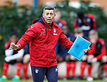 Pedro Caixinha and his big book of Offensive Set Plays