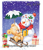 CHRISTMAS ANIMALS, WEIHNACHTEN TIERE, NAVIDAD ANIMALES, paintings+++++,KL6194,#xa#