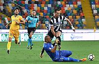 2017/08/12 Udinese vs Frosinone Coppa Italia