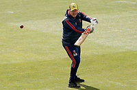 Anthony McGrath (head coach) of Essex leads fielding drills prior to Essex CCC vs Durham CCC, LV Insurance County Championship Group 1 Cricket at The Cloudfm County Ground on 15th April 2021