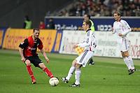 Philipp Lahm (Bayern) gegen Marcel Heller (Eintracht)<br /> Eintracht Frankfurt vs. FC Bayern Muenchen, Commerzbank Arena<br /> *** Local Caption *** Foto ist honorarpflichtig! zzgl. gesetzl. MwSt. Auf Anfrage in hoeherer Qualitaet/Aufloesung. Belegexemplar an: Marc Schueler, Am Ziegelfalltor 4, 64625 Bensheim, Tel. +49 (0) 6251 86 96 134, www.gameday-mediaservices.de. Email: marc.schueler@gameday-mediaservices.de, Bankverbindung: Volksbank Bergstrasse, Kto.: 151297, BLZ: 50960101
