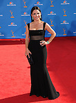 Julia Louis-Dreyfus ..  at The 62nd Anual Primetime Emmy Awards held at Nokia Theatre L.A. Live in Los Angeles, California on August 29,2010                                                                   Copyright 2010  DVS / RockinExposures