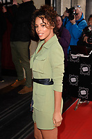 Rochelle Humes<br /> arriving for TRIC Awards 2018 at the Grosvenor House Hotel, London<br /> <br /> ©Ash Knotek  D3388  13/03/2018