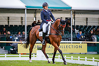 USA-Bruce Davidson rides Jak My Style during the second day of Dressage. 2019 GBR-Land Rover Burghley Horse Trials. Friday 6 September. Copyright Photo: Libby Law Photography