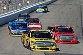 NASCAR Camping World Truck Series<br /> UNOH 175 <br /> New Hampshire Motor Speedway<br /> Loudon, NH USA<br /> Saturday 23 September 2017<br /> Cody Coughlin, JEGS Toyota Tundra<br /> World Copyright: Matthew T. Thacker<br /> LAT Images