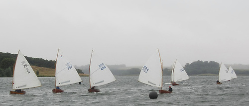 Cora holding off the Dutch at Rutland in July 2019