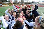 Medway / Dover-Sherborn Girls Soccer 11/14/15
