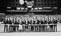 1983, ABN WTT, Scheidsrechters corps