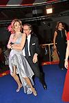 LAURA TESO CON ERNESTO MAURI <br /> CIRCUS GALA - FESTA DI COMPLEANNO DI LAURA TESO ALL'ATA HOTEL MILANO 2010