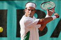 31-5-06,France, Paris, Tennis , Roland Garros, Raemon Sluiter