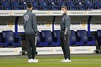 Kai Havertz (Deutschland, Germany), Timo Werner (Deutschland Germany) - 25.03.2021: WM-Qualifikationsspiel Deutschland gegen Island, Schauinsland Arena Duisburg