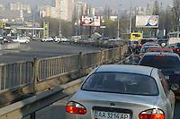 - traffic in the periphery ....- traffico in periferia