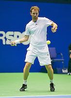 17-12-13,Netherlands, Rotterdam,  Topsportcentrum, Tennis Masters, ,     Matwé Middelkoop<br /> Photo: Henk Koster