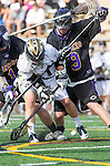 San Diego, CA 05/25/13 - Colin  Pennington (Westview #21) and David Manning (Carlsbad #9) in action during the 2013 Boys Lacrosse San Diego CIF DIvision 1 Championship game.  Westview defeated Carlsbad 8-3.