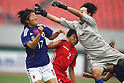 Women's Soccer Qualifiers for London Olympic : Japan 1-1 North Korea