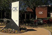 CDC, Atlanta, Georgia, GA, Center for Disease Control in Atlanta.