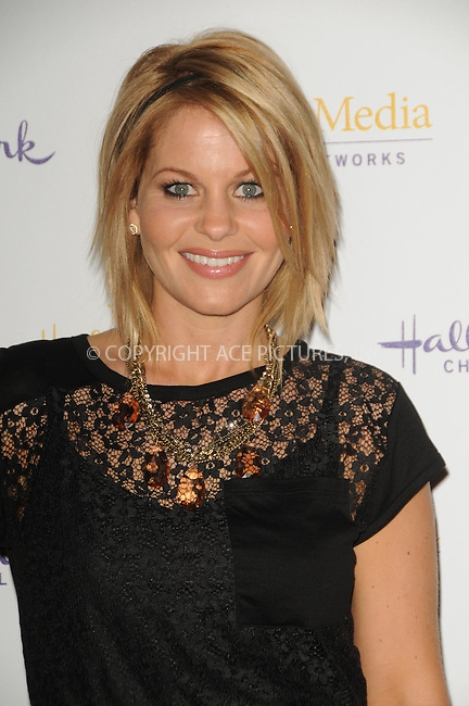 WWW.ACEPIXS.COM . . . . .  ....January 14 2012, LA....Actress Candace Cameron Bure arriving at the 2012 TCA winter press tour - Hallmark evening gala held at the Tournament House on January 14, 2012 in Pasadena, California....Please byline: PETER WEST - ACE PICTURES.... *** ***..Ace Pictures, Inc:  ..Philip Vaughan (212) 243-8787 or (646) 679 0430..e-mail: info@acepixs.com..web: http://www.acepixs.com