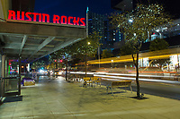 The 2ND Street District is the home to trendy shopping, live music and great restaurants in downtown Austin, Texas