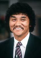 Rocky Aoki 1986<br /> Photo By John Barrett/PHOTOlink