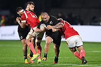 3rd July 2021, Auckland, New Zealand;  Karl Tu'inukuafe.<br /> New Zealand All Blacks versus Tonga, Steinlager Series, international rugby union test match. Mt Smart Stadium, Auckland. New Zealand.
