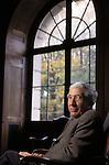 John Updike in New York in 1996.