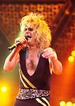 Ozzy Osbourne 1986.© Chris Walter.