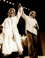 : Dominique Michel , Michel Chartrand, Festival Juste Pour Rire 1985