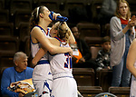 Lubbock Christian vs Central Missouri 2018 Division II Women's Elite 8 Basketball Championship