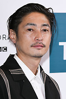 "LONDON, UK. September 25, 2019: Yosuke Kubozuka at the"" GIRI/HAJI"" screening at the Curzon Bloomsbury, London.<br /> Picture: Steve Vas/Featureflash"