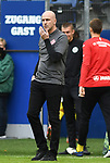 24.10.2020,  GER; 2. FBL, Hamburger SV vs FC Wuerzburger Kickers ,DFL REGULATIONS PROHIBIT ANY USE OF PHOTOGRAPHS AS IMAGE SEQUENCES AND/OR QUASI-VIDEO, im Bild Trainer Marco Antwerpen (Wuerzburg) Foto © nordphoto / Witke *** Local Caption ***