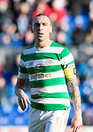 St Johnstone v Celtic…04.11.17…  McDiarmid Park…  SPFL<br />Scott Brown<br />Picture by Graeme Hart. <br />Copyright Perthshire Picture Agency<br />Tel: 01738 623350  Mobile: 07990 594431