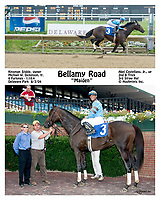Bellamy Road breaking his maiden at Delaware Park on 8/3/04