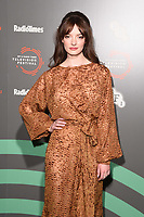 """Dakota Blue Richards<br /> at the """"Beecham House"""" photocall as part of the BFI & Radio Times Television Festival 2019 at BFI Southbank, London<br /> <br /> ©Ash Knotek  D3494  13/04/2019"""