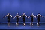 """""""Caravan"""". Choreography by Tom Shoemaker. Presented at Cary Ballet Company's 16th Annual Spring Gala, 2 PM Saturday Performance, 16 March 2013, Cary Arts Center."""