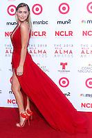 PASADENA, CA - SEPTEMBER 27: Actress Alexa Vega arrives at the 2013 NCLR ALMA Awards held at Pasadena Civic Auditorium on September 27, 2013 in Pasadena, California. (Photo by Xavier Collin/Celebrity Monitor)