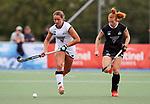 Olivia Shannon. Women's North v South hockey match, St Pauls Collegiate, Hamilton, New Zealand. Sunday 18 April 2021 Photo: Simon Watts/www.bwmedia.co.nz