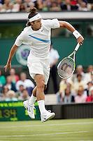 27-6-07,England, Wimbldon, Tennis,  Feliciano Lopez