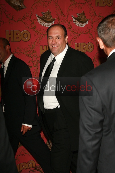 James Gandolfini<br />at the 2006 HBO Emmy After Party. Pacific Design Center, West Hollywood, CA. 08-27-06<br />Dave Edwards/DailyCeleb.com 818-249-4998
