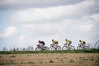 breakaway group <br /> <br /> 60th Grand Prix de Wallonie 2019<br /> 1 day race from Blegny to Citadelle de Namur (BEL / 206km)<br /> <br /> ©kramon