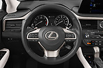 Car pictures of steering wheel view of a 2021 Lexus RX 350 5 Door SUV Steering Wheel
