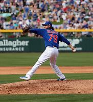 Christian Bergman - Chicago Cubs 2019 spring training (Bill Mitchell)