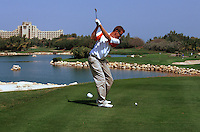 Golf im Jebel Ali Golf Resort + Spa, Dubai, Vereinigte arabische Emirate (VAE, UAE)